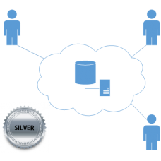 Cloud Storage Subscription (Silver)