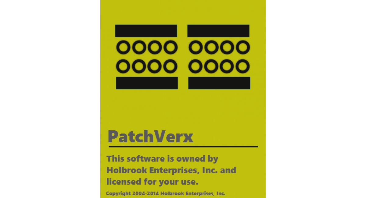 PatchVerx v3 Keys for v2 Users