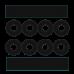 PatchVerx v5 Patchbay Label Creator